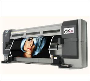 Solvent Printing